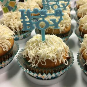 Our cupcakes