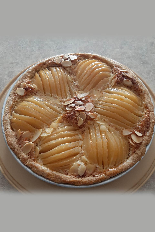 Tarte-bourdaloue